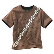 Star Wars Mock-Layer Wookiee Tee - Toddler