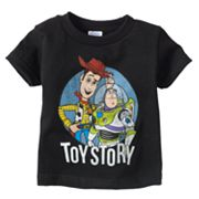 Disney/Pixar Toy Story Woody and Buzz Lightyear Tee - Baby