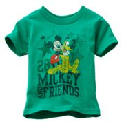 Disney Mickey Mouse and Friends Friendship Tee - Baby