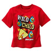 Angry Birds Wild Child Tee - Toddler
