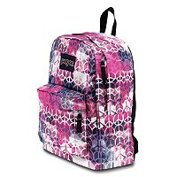 JanSport SuperBreak Peace Pop Backpack