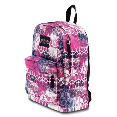 Pink Jansport Backpack Car Interior Design