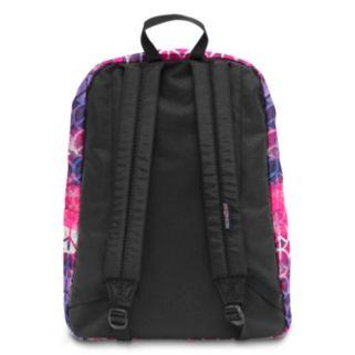 JanSport SuperBreak Peace Pop Backpack