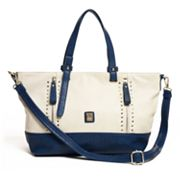 V-Couture by Kooba Cavallo Studded Convertible Tote