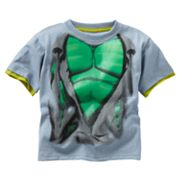 The Avengers Hulk Mock-Layer Tee - Toddler