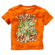 Teenage Mutant Ninja Turtles Pizza Time Tee - Toddler