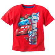 Disney/Pixar Cars Ultimate Rivalry Tee - Toddler
