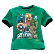 The Avengers I'm an Avenger Tee - Toddler