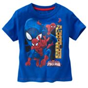 Marvel Ultimate Spider-Man Tee - Toddler