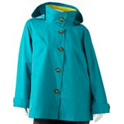 Giacca Hooded Swing Jacket - Women's Plus