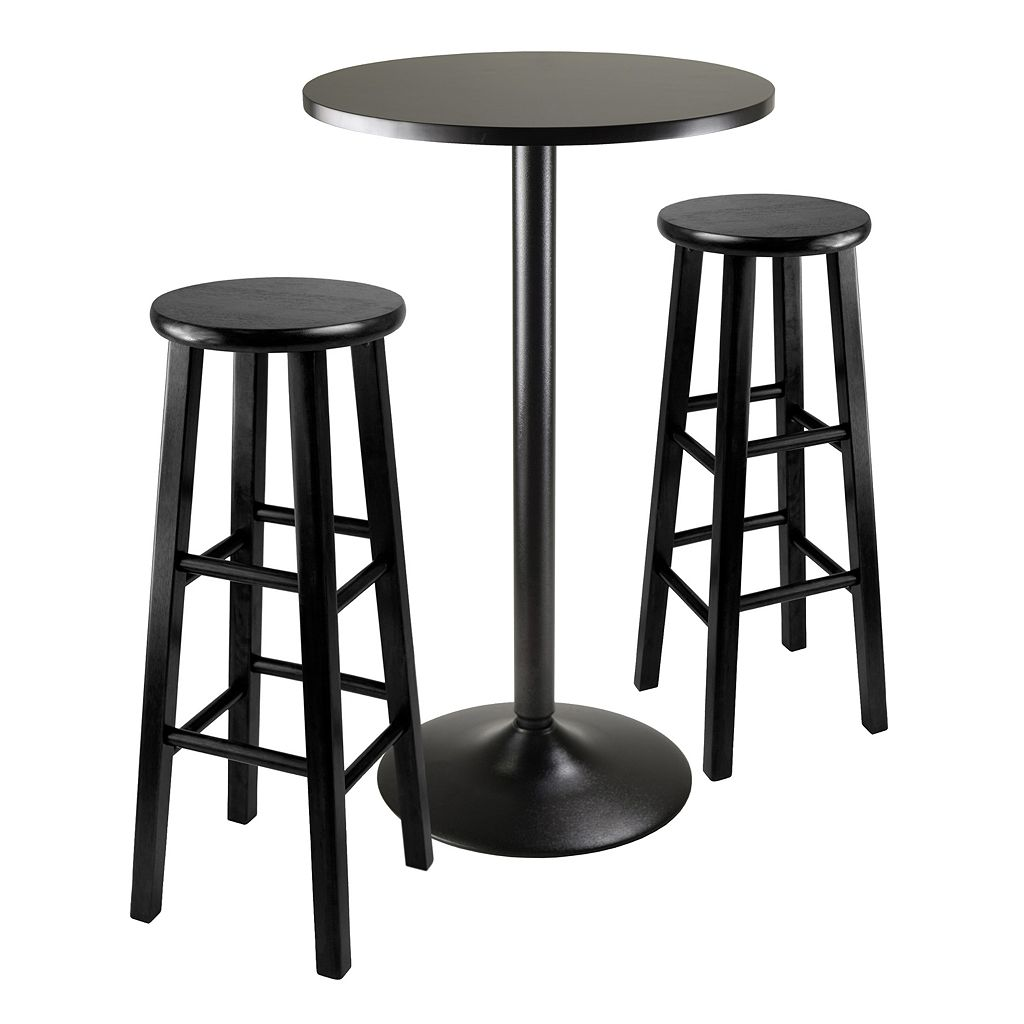 Winsome 3-pc. Pub Dining Table Set