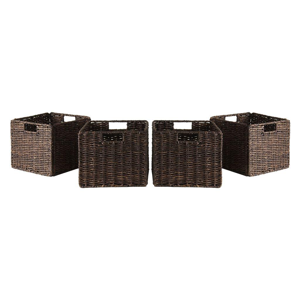Winsome 4-pc. Granville Storage Basket Set - Small