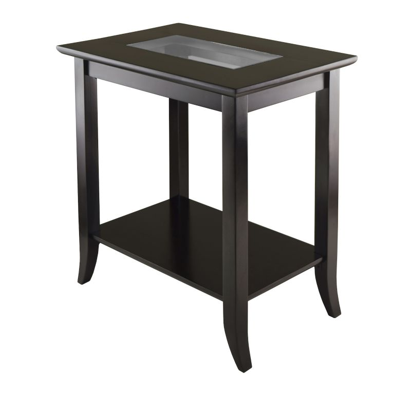Winsome Genoa End Table, Brown