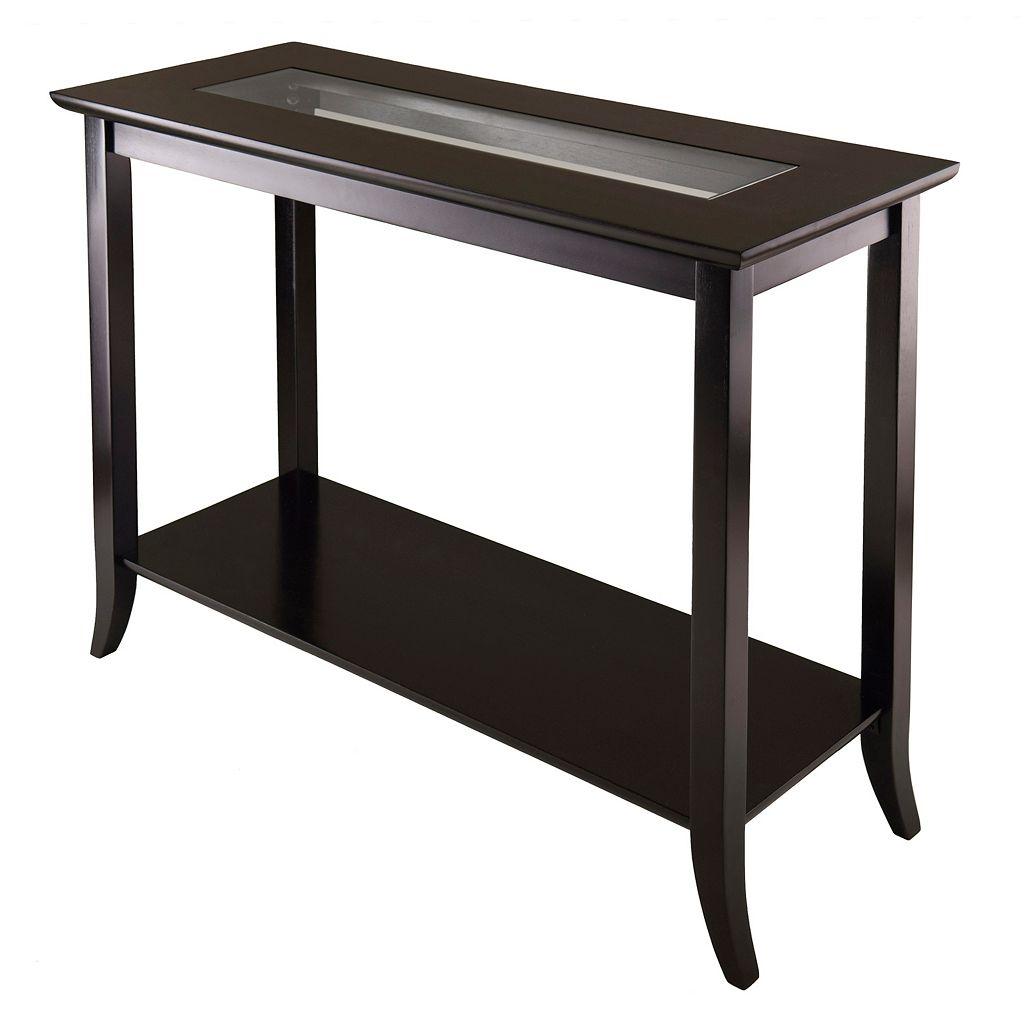 Winsome Genoa Console Table