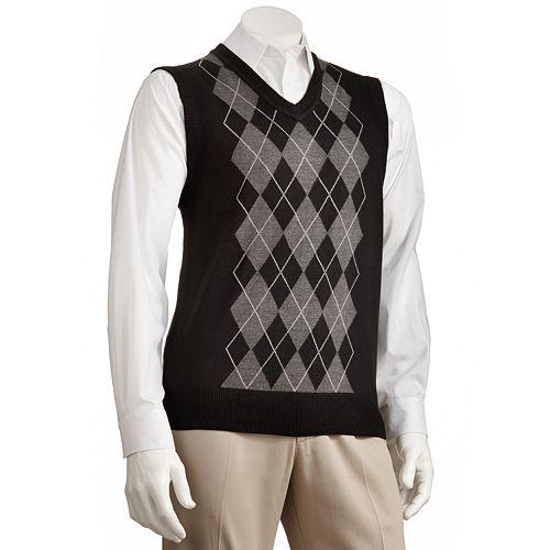 674e4f380 Dockers® Argyle Sweater Vest - Men