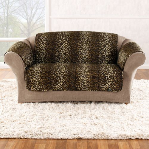 Sure Fit Quik Cover Loveseat Slipcover