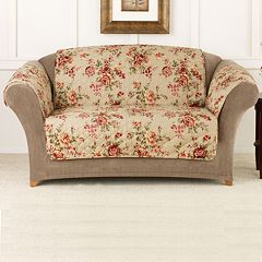 Sure Fit Lexington Floral Sofa Slipcover