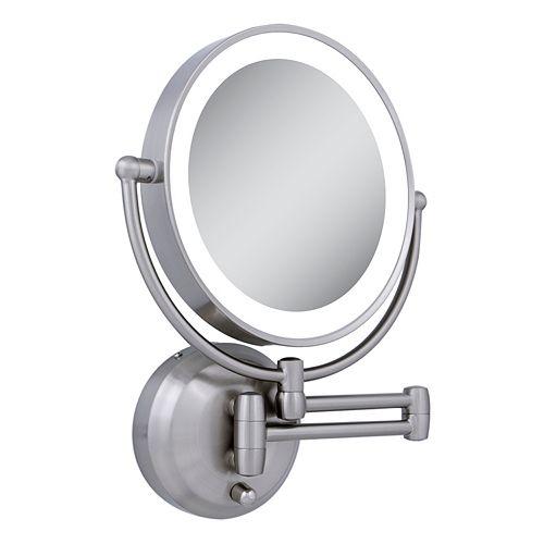 1x Wall Mounted Vanity Mirror