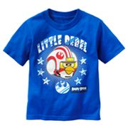 Angry Birds Star Wars Little Rebel Tee - Toddler