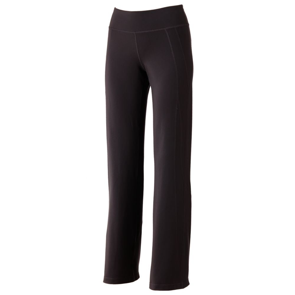 Tek Gear® Core Essentials Shapewear Fit & Flare Yoga Pants