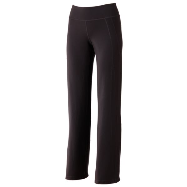 Women's Tek Gear® Core Essentials Shapewear Fit & Flare Yoga Pants
