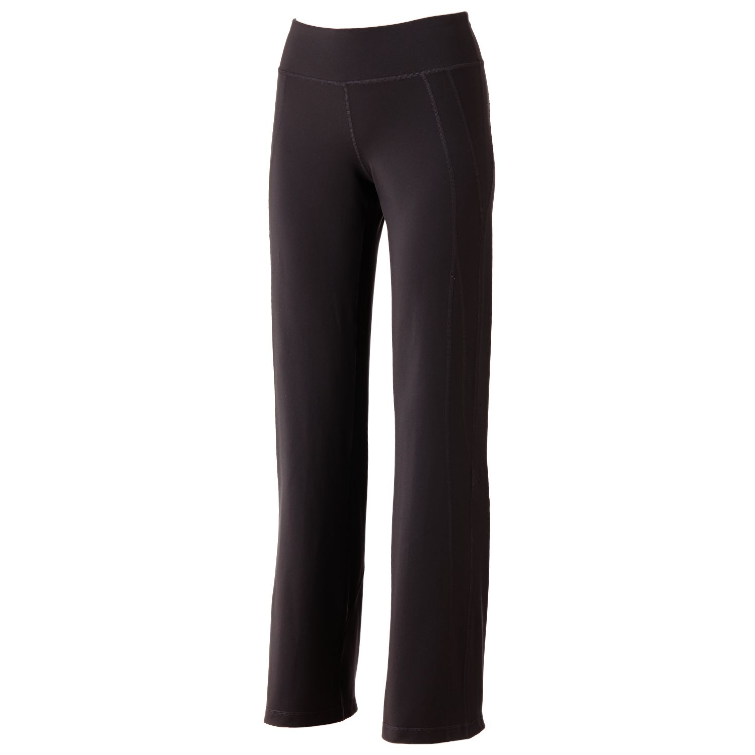 Fit And Flare Yoga Pants