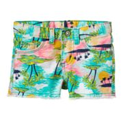 SONOMA life + style Island Denim Shorts - Toddler