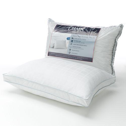 Down Alternative Pillows Bed Amp Bath Kohl S