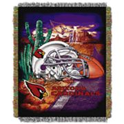 Arizona Cardinals Tapestry Throw by Northwest