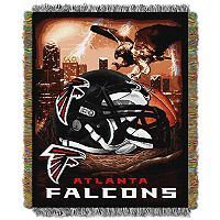Atlanta Falcons Tapestry Throw by Northwest