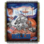 Buffalo Bills Tapestry Throw by Northwest