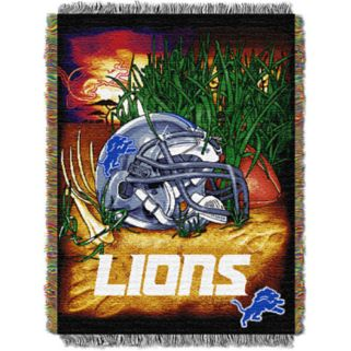 Detroit Lions Tapestry Throw by Northwest