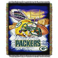 Green Bay Packers Tapestry Throw by Northwest