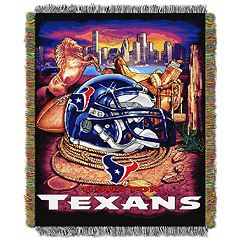 Houston Texans Tapestry Throw by Northwest