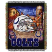 Indianapolis Colts Tapestry Throw by Northwest