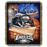 Philadelphia Eagles Tapestry Throw by Northwest