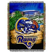 St. Louis Rams Tapestry Throw by Northwest