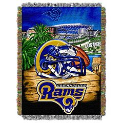 Los Angeles Rams Tapestry Throw by Northwest