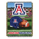 Arizona Wildcats Tapestry Throw by Northwest