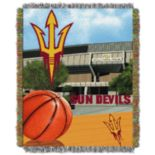 Arizona State Sun Devils Tapestry Throw by Northwest