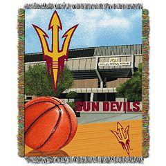 Arizona State Sun Devils Tapestry Throw by Northwest