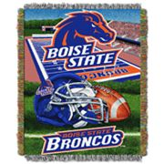 Boise State Broncos Tapestry Throw by Northwest