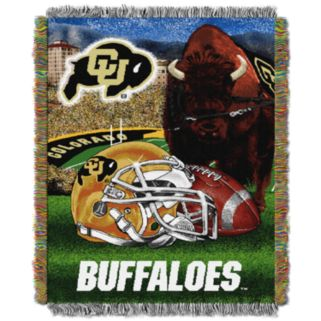 Colorado Buffaloes Tapestry Throw by Northwest