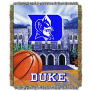 Duke Blue Devils Tapestry Throw by Northwest