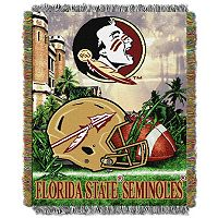 Florida State Seminoles Tapestry Throw by Northwest
