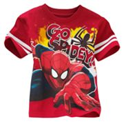 Marvel Ultimate Spiderman Go Spidey Tee - Baby