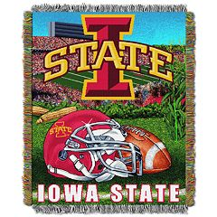 Iowa State Cyclones Tapestry Throw by Northwest