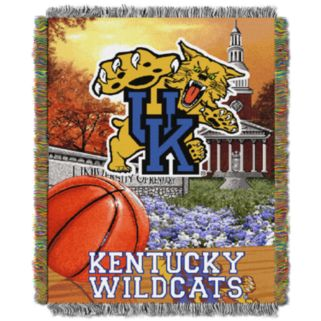 Kentucky Wildcats Tapestry Throw by Northwest