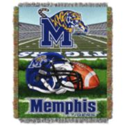 Memphis Tigers Tapestry Throw by Northwest