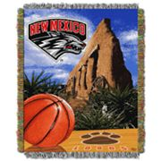 New Mexico Lobos Tapestry Throw by Northwest